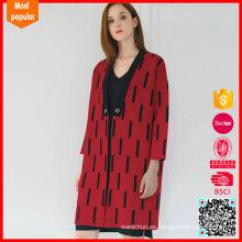 Moda suéter jacquard 2017 rebeca mujeres tejiendo patrones