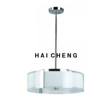 Modern Glass pendant lights for hotel and home