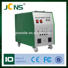 Alibaba venta caliente 1000w Solar Power Kit AC sistema de panel solar proveedor de Shenzhen