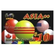 International Cell Phone Card