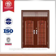 Diseño de puerta doble puerta de entrada antigua puerta de casa puerta de diseño