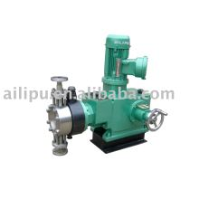 Good Quality for Stainless Steel Hydraulic Diaphragm Metering Pump Chemical Hydraulic Double Diaphragm Dosing Pump supply to Nauru Factory