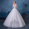 Floor Length Wedding Dresses bridal gown HA572