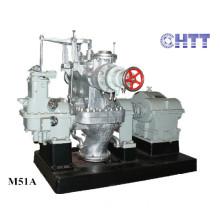Chtt New Design Micro Turbine Generator for Power Plant