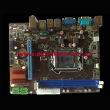 Micro ATX H61-1155 Computer Mainboard with 2*DDR3/4*SATA//4*USB