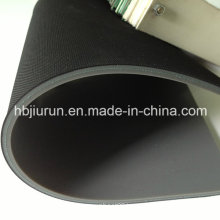 Cloth Inserted EPDM Rubber Sheet with Fabric Impressed