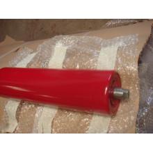 Rodillo de retorno rojo de alta calidad para la exportación
