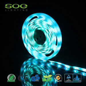 Super Bright Flexible 12v Rgb Led Strip