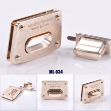 Accessories Alloy Lock for Handbags