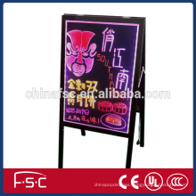 Led fluorescent board for handwritten to notice customer with trade assurance