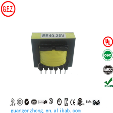 ROHS EE40 high frequency transformer