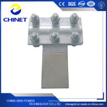Tlg Type Copper & Aluminium T Terminal Clamp (brasage)