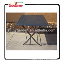 Mesa portátil de aluminio plegable