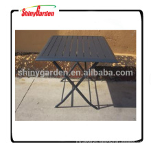 Portable Folding Aluminum Table