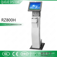 Interactive Touch Monitor Kiosks with CE, CCC, ISO Certification