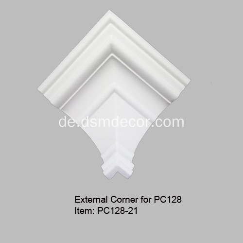 Pu Crown Moulding Luxusimmobilien