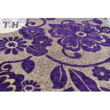 2016 горячая распродажа Синели крупные цветы Жаккардовые диван и Мебельная ткань