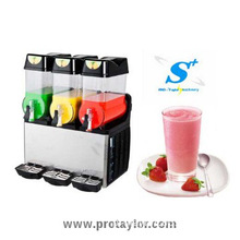 CE approved Slush freezer with top cover light