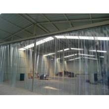 Cortina de PVC rolos de pvc para sala fria