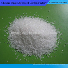 High Hardness Abrasive Material Fused Alumina Factory White Corundum Powder Price