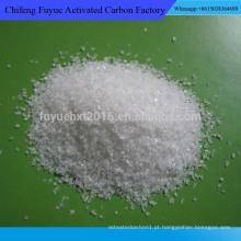 Alta dureza Material abrasivo Alumina fundida Fábrica Branco Corundum Pó Preço