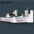 Metal tube and plate fiber laser cutting machine