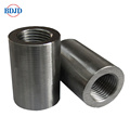 Hot Sale Material Pembinaan 12mm-50mm Rebar Coupling