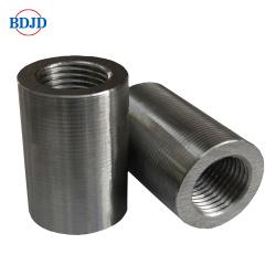 Vente chaude matériel de construction 12mm-50mm Rebar Coupling