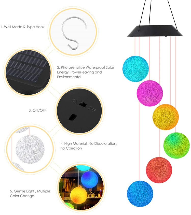 Led Wind Chime