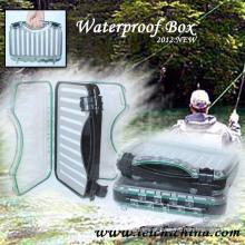 Super Large Plastic Fly Fishinhg Box Suitcase
