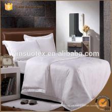 Juego de cama de hotel STAR, sábanas de cama de hotel, venta entera 40 * 40s
