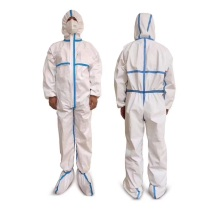 bacteria virus islolation protection suit medical overall