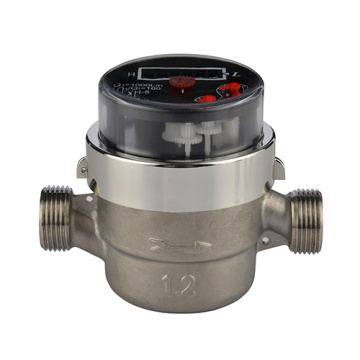 Volumetric Stainless Steel Drinking Water Water Meters