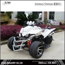 250cc Loncin Motor Wasser gekühlt Quad ATV mit EEC 3 Wheelers
