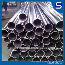 Preço de fábrica de 304 316 Aço Inoxidável Tubo Soldado