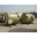 GFK Kombiniert mit PVC / PP / PE / PVDF Tank