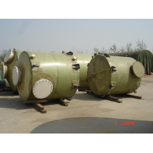 Tanque combinado de FRP con PVC / PP