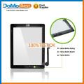 Melhor preço para ipad 4 digitador, para tela de toque do ipad 4, para o ipad 4 touch completa