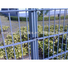 ISO9001 Security Double Wire Fence