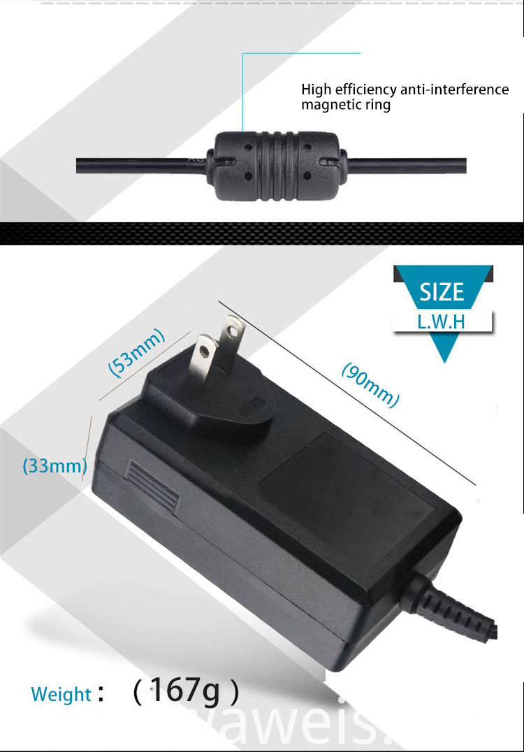 12v 3a wall adapter