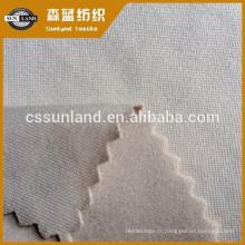 2017 vente chaude unique tricot jersey sportswear 94 polyester 6 spandex tissu