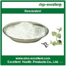 Resveratrol 98% (extrato de Knotweed gigante)