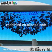 La liste de prix a mené l'affichage de publicité d'intérieur de l'écran P2.5 P3 LED / prix mené mené d'intérieur