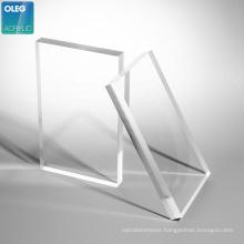 OLEG clear plastic 4x8 foot cast acrylic sheet