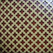 Profile Hole Perforated Metal Sheets