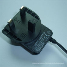 12V1000mA UK BS Plug Power Adapter