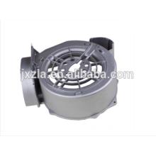 Aluminum casting parts of heat sink heat exchanger