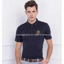 Mecerized Cotton Men′S Polo Shirt, Men′s Shirt
