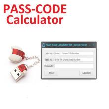 Передайте калькулятор кодов для Toyota Lexus Scion развития инструмента 11.00.019
