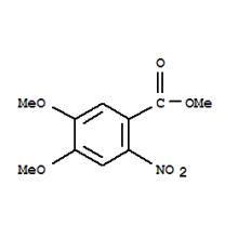 6-Nitoveratric Acid Numéro de CAS 4998--07-6 6-Nitroveratriceacid